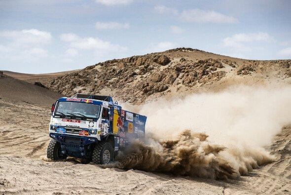 Auch die Trucks geben wieder mächtig Gas - Foto: ASO