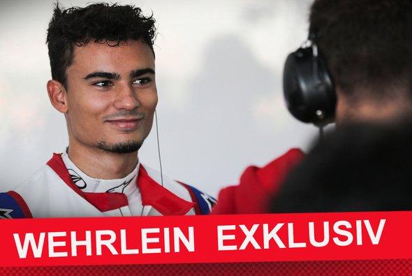 Pascal Wehrlein im Exklusiv-Interview mit Motorsport-Magazin.com - Foto: LAT Images