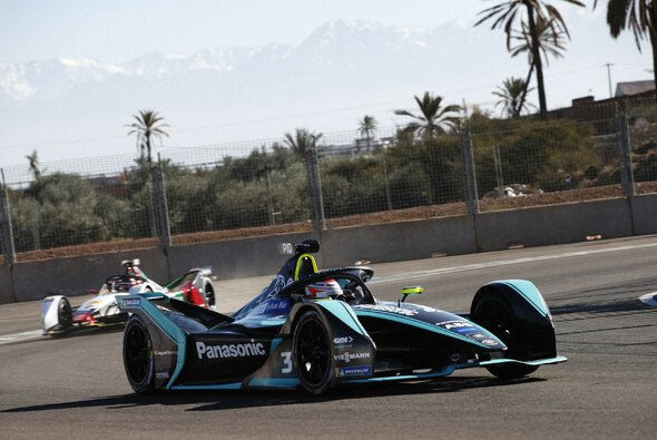 Jaguar sichert sich die Trainings-Bestzeit in Marrakesch - Foto: LAT Images