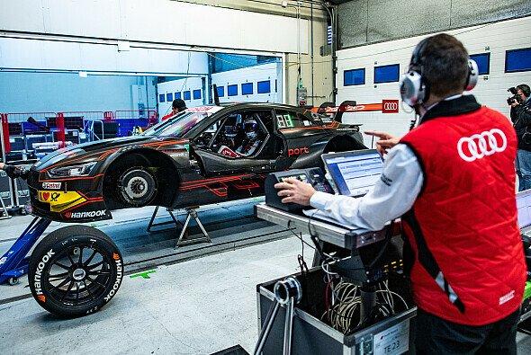 Wer sitzt 2019 in den Kunden-Autos von WRT? - Foto: Audi Communications Motorsport