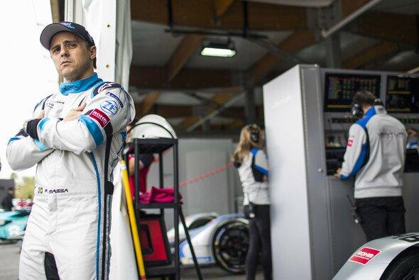 Felipe Massa startet in der Formel E für Venturi, das von Susie Wolff geleitet wird - Foto: LAT Images