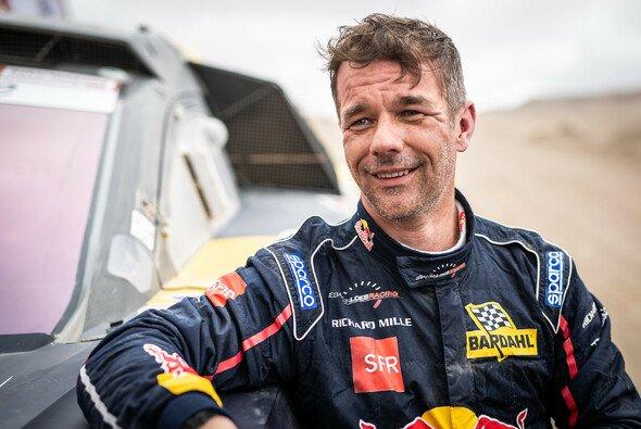 Sebastien Loeb wird wieder bei der Rallye Dakar starten - Foto: ASO