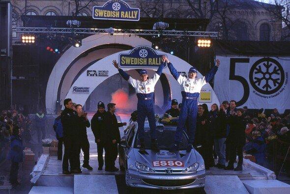Marcus Grönholm feiert ein Kurzzeit-Comeback in der WRC - Foto: LAT Images