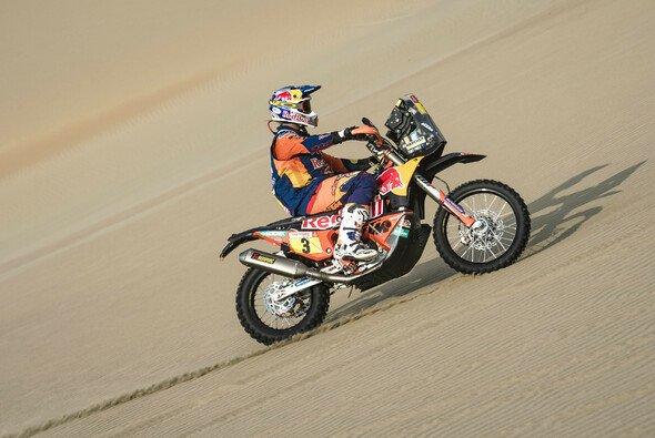 Toby Price holt seinen zweiten Gesamtsieg bei der Rallye Dakar - Foto: Red Bull