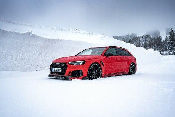 Der Audi RS4+ leistet bis zu 530 PS - Foto: ABT