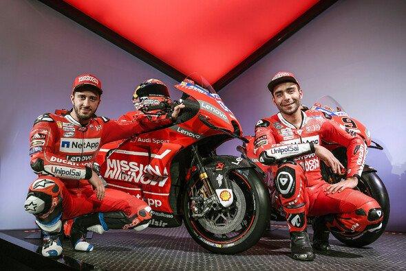 Ducati wird bei mehreren Rennen ohne Mission Winnow auskommen müssen - Foto: Ducati