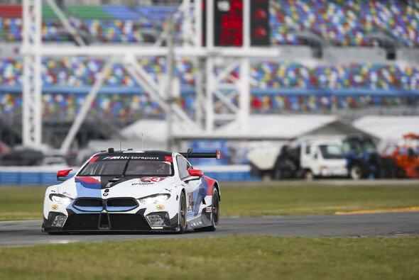 Der zweite Daytona-Auftritt des BMW M8 GTE steht 2019 an - Foto: LAT Images