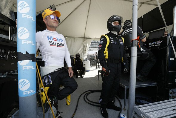 Rubens Barrichello 2019 in Daytona - Foto: LAT Images