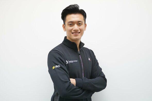 Der Chinese Guanyu Zhou wechselt von Ferraris zu Renaults Nachwuchsprogramm - Foto: Renault Sport F1