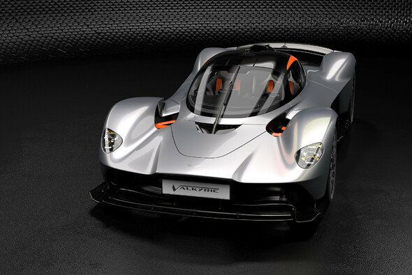 Der Red Bull-Aston Martin Valkyrie - Foto: Red Bull Advanced Technologies