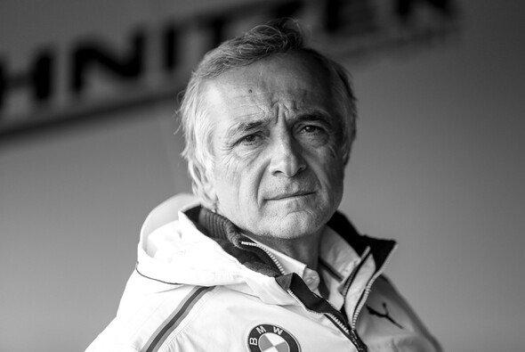 Charly Lamm ist 2019 überraschend gestorben - Foto: ADAC Motorsport