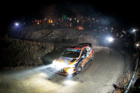 Die Rallye Monte Carlo ist 2020 erneut Saisonauftakt der WRC - Foto: Hyundai