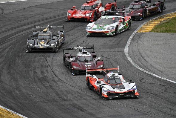 Die LMDh-Formel soll sowohl in Le Mans als auch der IMSA zum Einsatz kommen - Foto: LAT Images