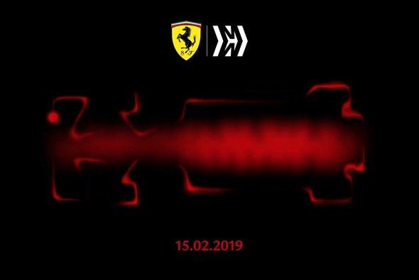 Die neue Power Unit von Ferrari - Foto: Ferrari