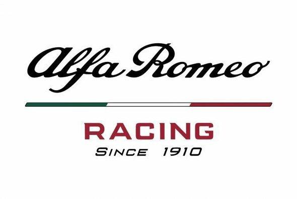 Das neue Logo von Alfa Romeo Racing - Foto: Alfa Romeo Racing