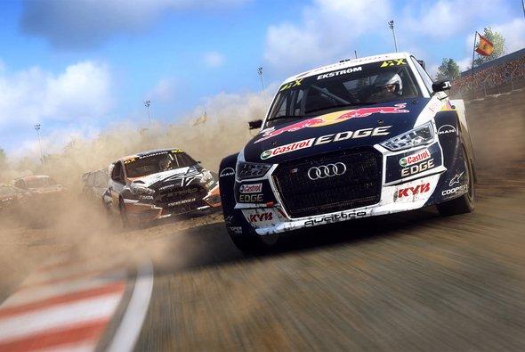 Die virtuelle WRX FIA World Rallycross Championship gibt am Sonntag ihr Debüt - Foto: Codemasters