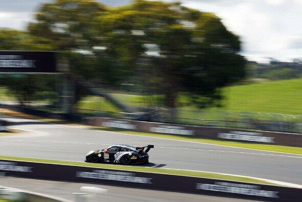 Die 12 Stunden von Bathurst waren das erste GT3-Rennen von Earl Bamber Motorsport - Foto: Porsche