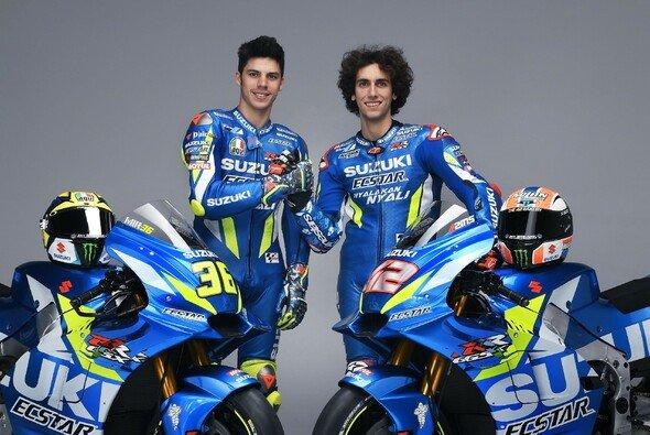 Alex Rins und Joan Mir bilden Suzukis neues Duo - Foto: Suzuki