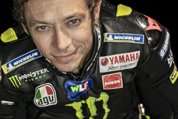 Valentino Rossi: Wahre Emotionen statt Marketing-Lächeln - Foto: Yamaha