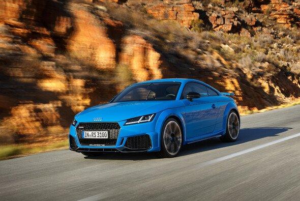 Der neue TT RS von Audi - Foto: Audi