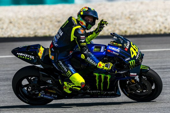 Valentino Rossi verpasste zuletzt neunmal in Folge das Podest - Foto: Yamaha