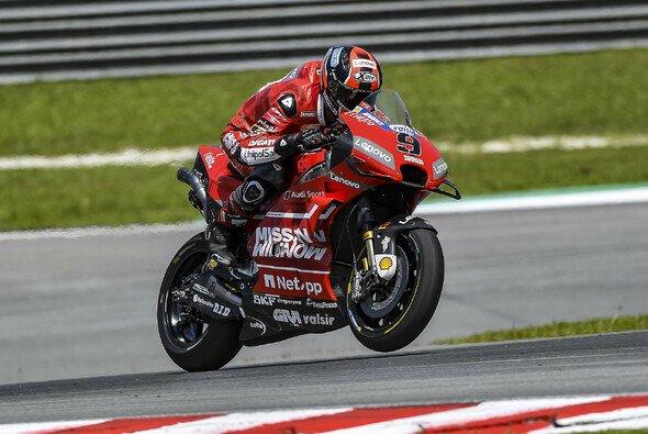Danilo Petrucci unterbot am Freitag Lorenzos Rekordrunde von 2018 - Foto: Ducati