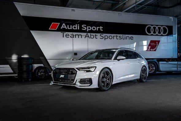 Der neue ABT Audi A6 Avant mit verbesserter Leistung und Optik - Foto: Audi