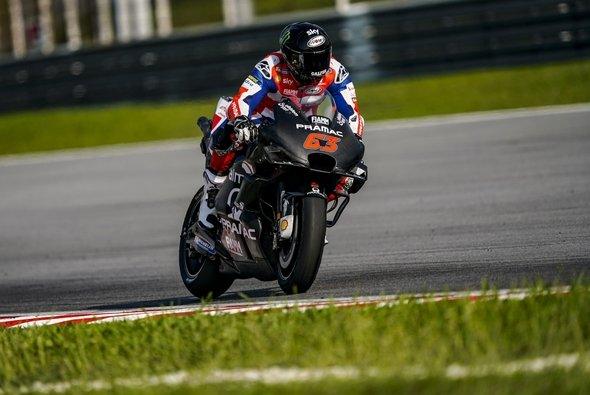 Francesco Bagnaia hat sich in der MotoGP schnell zurechtgefunden - Foto: Pramac