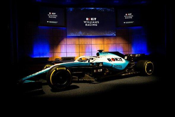 Williams präsentierte in Grove sein Formel-1-Auto für die Saison 2019 - Foto: Williams