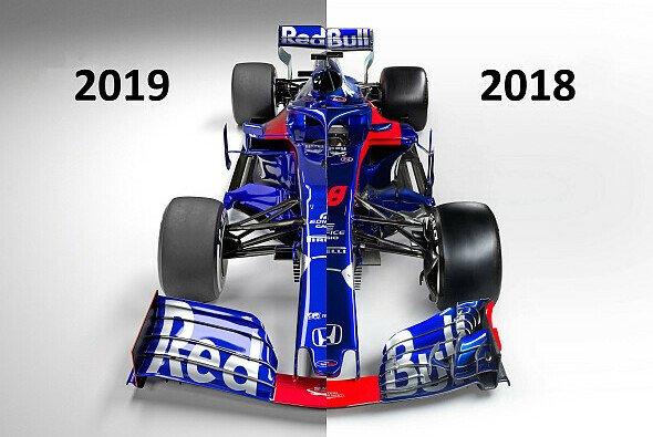 Die Seitenkästen wurden gravierend überarbeitet - Foto: Red Bull Content Pool
