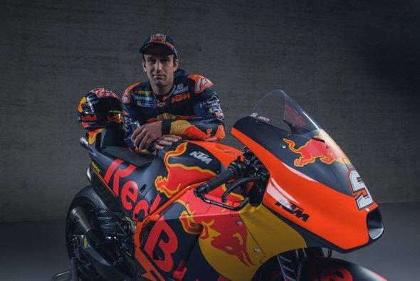 Johann Zarco wird die Speerspitze der KTM-Armada sein - Foto: KTM