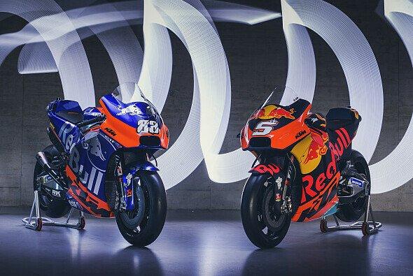 Tech3 und KTM präsentierten ihre Motorräder für die neue MotoGP-Saison - Foto: KTM
