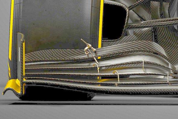Außen flach, innen steil - Foto: Renault