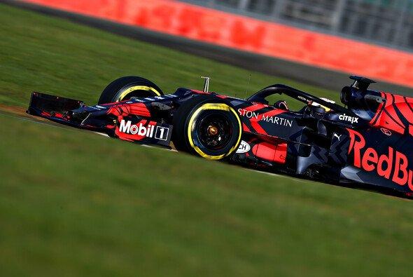 Max Verstappen schwärmt vom neuen Red Bull Honda - Foto: Red Bull