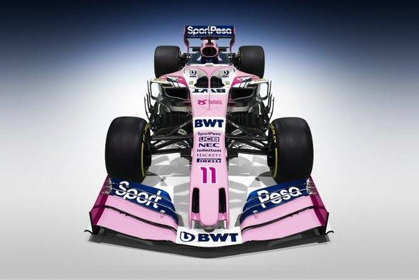 Foto: Sportpesa Racing Point