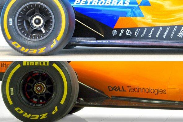 McLaren krämpelt beim MCL34 das Konzept komplett um - Foto: McLaren