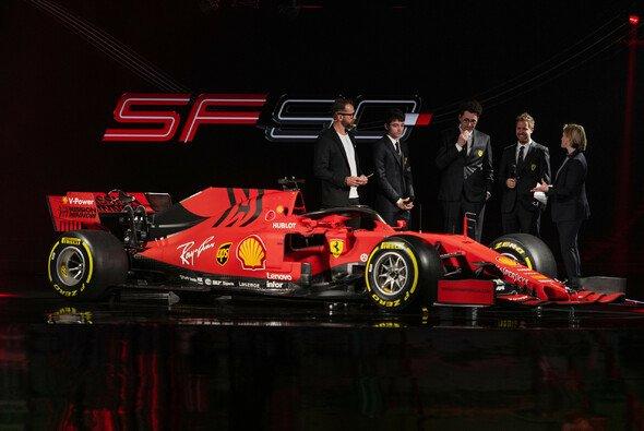 Ferrari hat den neuen SF90 präsentiert - Foto: Ferrari