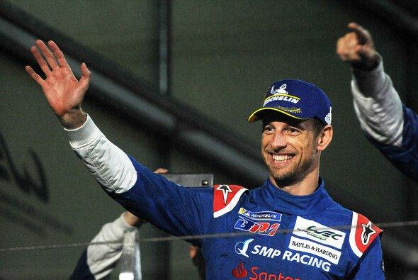 Jenson Button fährt jetzt auch Rallye. - Foto: LAT