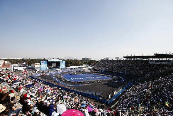 Die Strecke in Mexiko-Stadt unterscheidet sich von den meisten Kursen, auf denen die Formel E startet - Foto: LAT Images