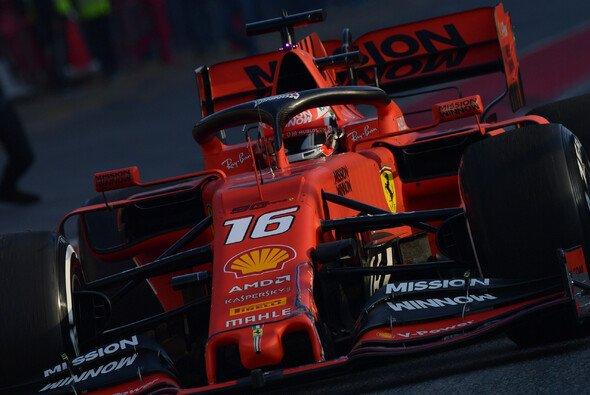 Auch Ferrari spielt nicht mit offenen Karten, sagt Charles Leclerc - Foto: LAT Images