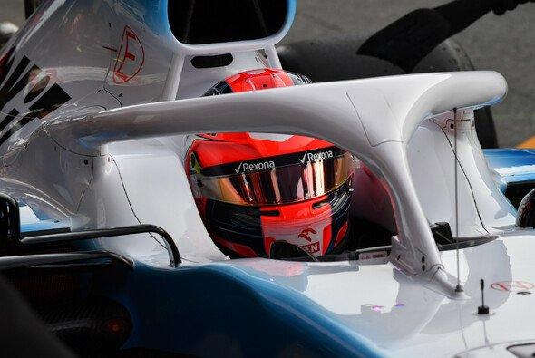 Williams-Pilot Robert Kubica biss sich bei seinem Formel-1-Comeback in Melbourne durch - Foto: LAT Images