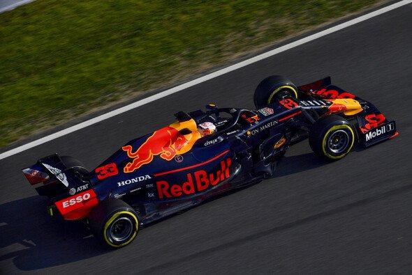 Red Bull Honda spulte in der ersten Testwoche ein sauberes Programm ab - Foto: LAT Images