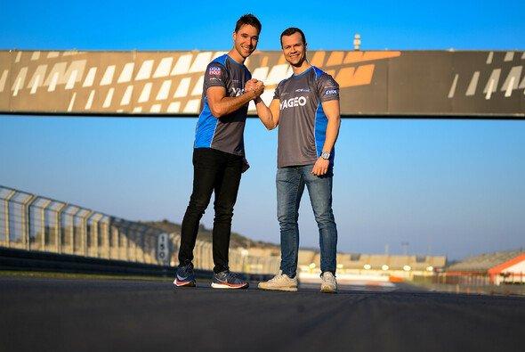 Meisterschaftsanwärter? Kelvin van der Linde und Patric Niederhauser starten für HCB-Rutronik Racing - Foto: Dirk Pommert