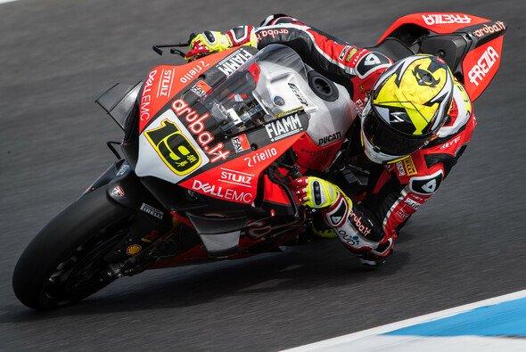 Gegen Alvaro Bautista war kein Kraut gewachsen - Foto: Ducati