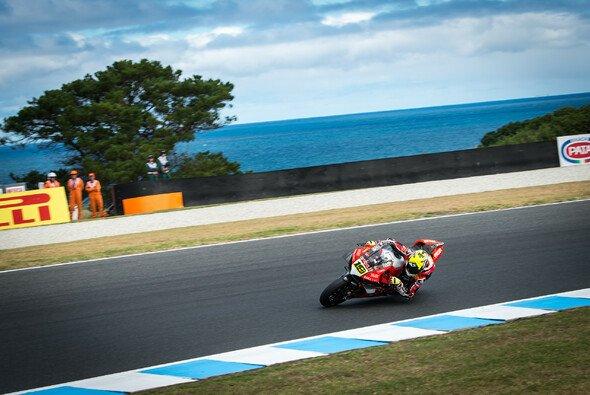 Alvaro Bautista gewinnt alle drei Rennen auf Phillip Island - Foto: Ducati