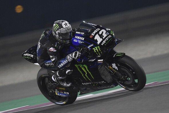 Die MotoGP testet in Katar - Foto: Yamaha