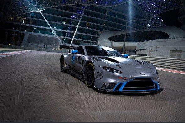 R-Motorsport setzt den neuen Aston Martin Vantage V8 GT3 in Blancpain ein - Foto: R-Motorsport