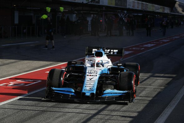 Williams fährt seit 2018 dem Rest des Formel-1-Feldes hinterher - Foto: LAT Images