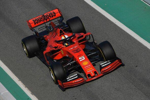 Sebastian Vettel sieht Ferrari für 2019 gewappnet - Foto: LAT Images