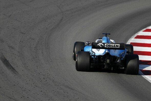 Williams kämpft bei den Formel-1-Testfahrten in Barcelona weiter um den Anschluss an die Konkurrenz - Foto: LAT Images